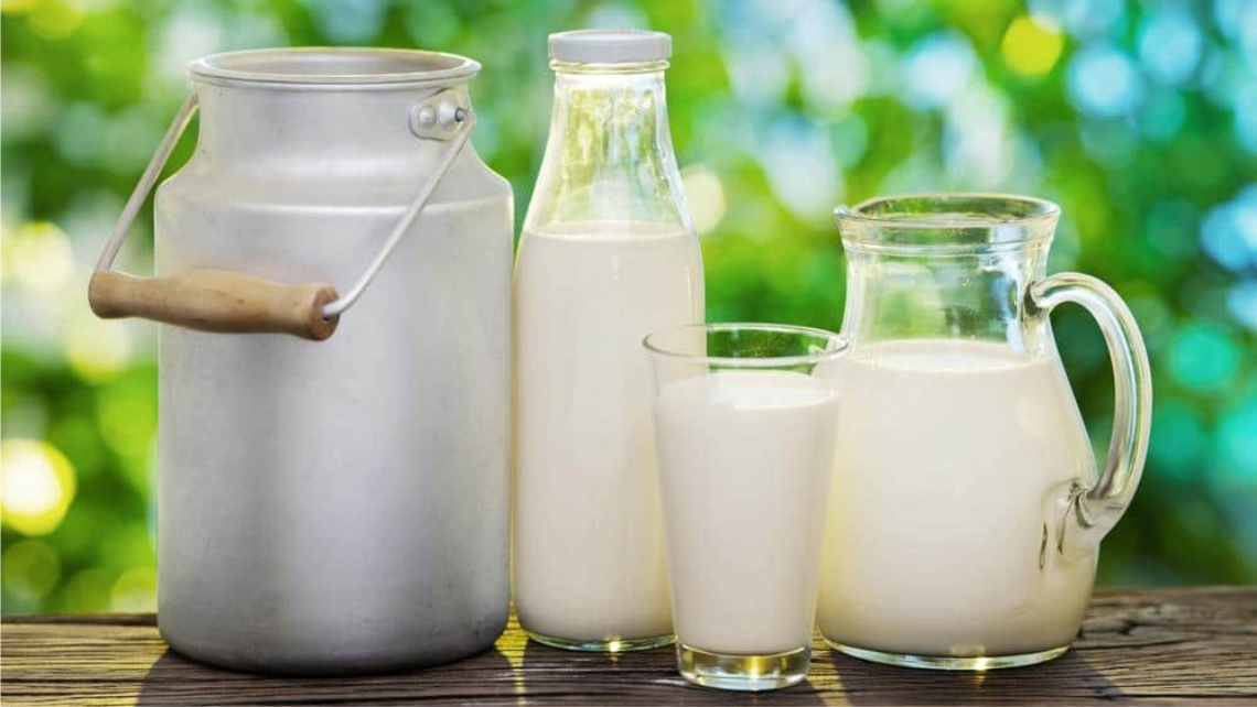 Raw Milk Health Benefits